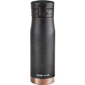 Термокружка  0.5 л Asobu Liberty canteen черная/медная (LC17 black-copper) термокружка asobu ice vino 2go 0 48 л прозрачная iv2g clear