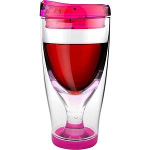Термокружка  0.48 л Asobu Ice vino 2go зеленая (IV2G pink) термокружка asobu ice vino 2go 0 48 л зеленая iv2g green
