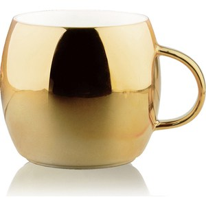 Термокружка  0.38 л Asobu Sparkling mugs золотистая (MUG 550 gold)
