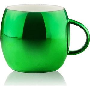 Термокружка  0.38 л Asobu Sparkling mugs зеленая (MUG 550 green) термокружка asobu ice vino 2go 0 48 л зеленая iv2g green