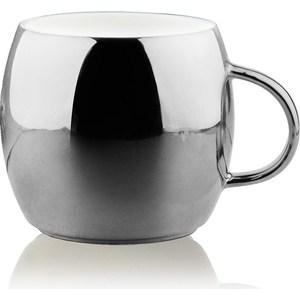 Термокружка  0.38 л Asobu Sparkling mugs стальная (MUG 550 silver) термокружка emsa travel mug 360 мл 513351