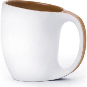 Термокружка  0.4 л Asobu The porcelain saphire коричневая (MUG 330 brown)