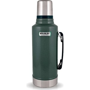 Термос 1.9 л Stanley Legendary Classic зеленый (10-01289-036) термос stanley legendary classic 1l dark green 10 01254 038