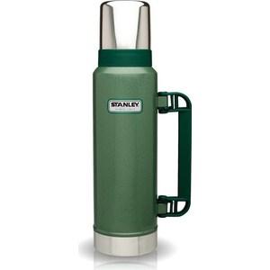 Термос 1.3 л Stanley Classic зеленый (10-01032-037) рюкзак prival егерь 50 цифра