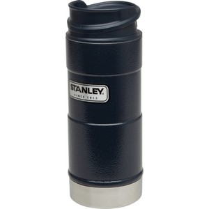 Термокружка 0.35 л Stanley Classic синяя (10-01569-006)