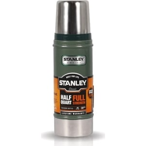 Термос 0.47 л Stanley Legendary Classic зеленый (10-01228-027) термос stanley legendary classic 1l dark green 10 01254 038