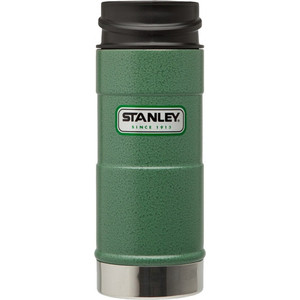 Термокружка 0.35 л Stanley Classic зеленая (10-01569-005)