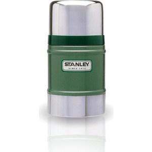 Термос для еды 0.5 л Stanley Classic зеленый (10-00811-010)