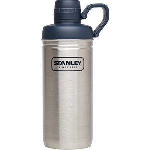 Бутылка для воды 0.62 л Stanley Adventure стальной (10-02112-002) термос для еды 0 53 л stanley adventure стальной 10 01287 023