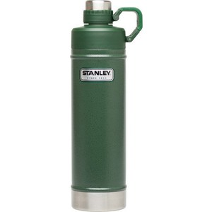 Термобутылка 0.75 л Stanley Classic зеленая (10-02286-003) цепная пила makita uc4551ax1