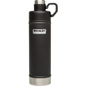 Термобутылка 0.75 л Stanley Classic черная (10-02286-007)