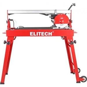 Плиткорез электрический Elitech ПЭ 1200/120Р плиткорез кратон tc 1200 1020