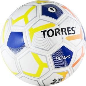 Мяч футбольный Torres Tiempo F30595 р.5 мяч футбольный torres smart yellow