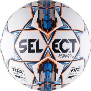 Мяч футбольный Select Brillant Super FIFA TB 810316-002 р.5 футбольный мяч select super league амфр рфс fifa 850717