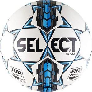 Мяч футбольный Select Team FIFA Approved 815411-002 р.5 цена