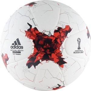 Мяч футбольный Adidas Krasava Top Training р.4 (реплика мяча Кубка конфедераций 2017)
