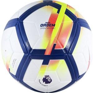 Мяч футбольный Nike Ordem V PL SC3130-100 р. 5 FIFA Quality Pro (FIFA Appr)
