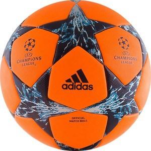 Мяч футбольный Adidas Finale 17 OMB BS2976 р.5 мяч футбольный adidas finale milano