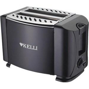 Тостер Kelli KL-5068 черный кофеварка kelli kl 1444 белый