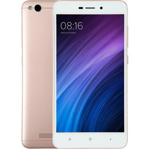 Смартфон Xiaomi Redmi 4A 16Gb rose gold