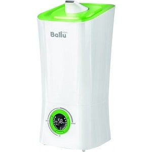 Увлажнитель воздуха Ballu UHB-205 белый/зеленый цена