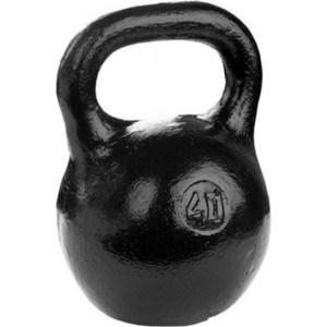 Гиря Titan чугунная 40 кг гиря чугунная sport elit 12 кг