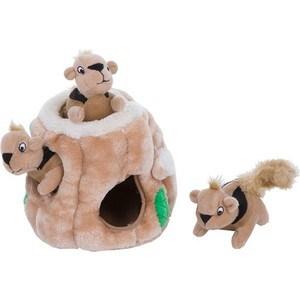 Игрушка Petstages Hound Hide-A-Squirrel Lg головоломка (спрячь белку) средняя 15смдля собак игрушка головоломка для собак i p t s smarty 30x19x2 5см