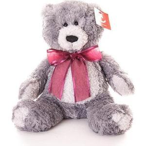 Мягкая игрушка Aurora Медведь серый, 20 см (15-328) aurora медведь 50 см