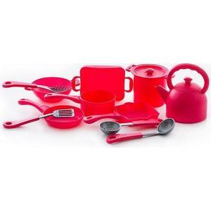 Boley Игровой набор Кухонная посуда 13 предметов (41229C) посуда кухонная
