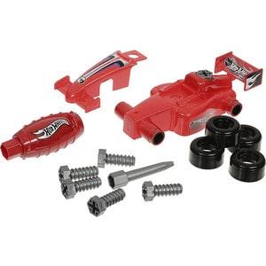 Фотография товара corpa Игровой набор юного механика Hot Wheels в чемодане (HW225) (724511)
