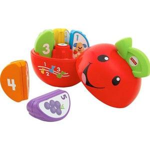 Fisher Price Обучающая игрушка Яблочко (DYY40) прорезыватель fisher price яблочко