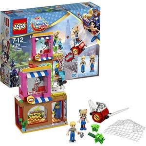 Конструктор Lego Super Hero Girls Харли Квинн спешит на помощь (41231)