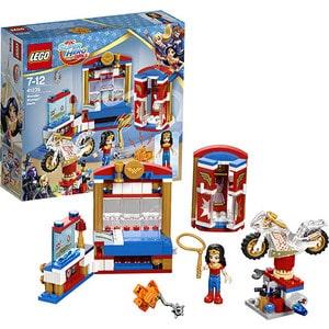Конструктор Lego Super Hero Girls Дом Чудо-женщины (41235)