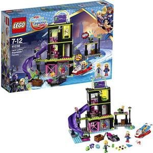 Конструктор Lego Super Hero Girls Фабрика Криптомитов Лены Лютор (41238)