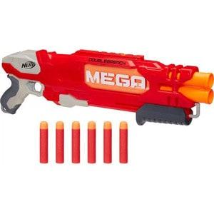 Hasbro Nerf Бластер Мега Даблбрич (B9789) оружие игрушечное hasbro hasbro детский бластер nerf зомби страйк переворот