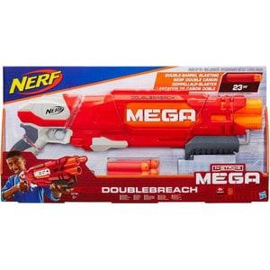 Hasbro Nerf Бластер Мега Даблбрич (B9789) от ТЕХПОРТ