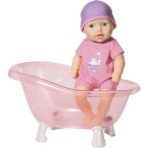Zapf Creation Бэби Аннабель Кукла с ванночкой, 30 см (700-044)