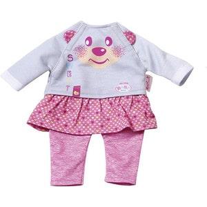 Zapf Creation Бэби Борн Комплект одежды для дома, 32 см (823-149)