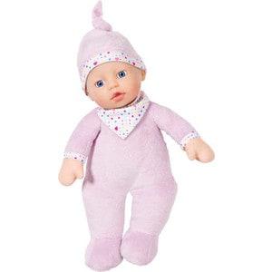 Zapf Creation Бэби Борн Кукла мягкая с твердой головой, 30 см (823-439)