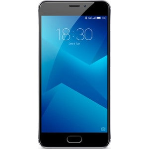 Смартфон Meizu M5 Note 16Gb Gray смартфон meizu m5 note 16gb золотистый m621h 16gb gold