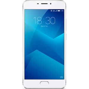 Смартфон Meizu M5 Note 16Gb Silver смартфон meizu m5 note 16gb золотистый m621h 16gb gold