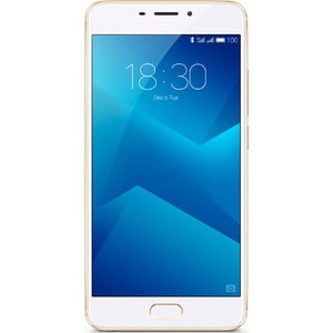 Смартфон Meizu M5 Note 32Gb Gold makibes tempered glass for meizu m3 note meilan note 3 gold