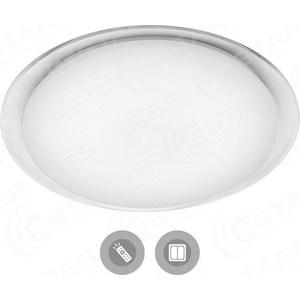 Управляемый светодиодный светильник Estares SATURN 80W R-860-SHINY-220-IP44 с кантом светильник estares arion 100w r 850 shiny 220v ip44