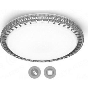 Управляемый светодиодный светильник Estares AKRILIKA SOTA 40W R-405-GRAY/SHINY-220-IP44 maysun sota 12 универсальный белый