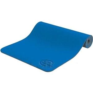 Коврик для йоги и фитнеса Lite Weights 173х61х0,6см 5460LW, синий/антрацит life weights 2093lw коврик с камнями