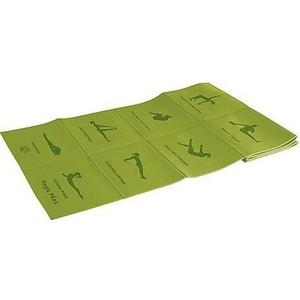 Коврик для йоги и фитнеса Lite Weights 173х61х0,5см 5455LW, салатовый life weights 2093lw коврик с камнями