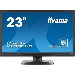 Монитор Iiyama X2380HS-B1 монитор iiyama xub3490wqsu b1 черный