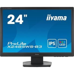 Монитор Iiyama X2485WS-B3 монитор iiyama xb2483hsu b3