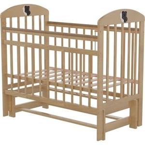 Кроватка Briciola 2 маятн.прод. авт. Светлая (BR0205) анна острикова светлая мрачность