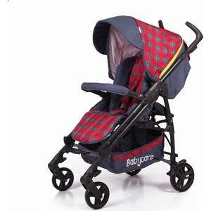 Коляска трость Baby Care GT4 Красный 17 (Red 17) 208 пенал на одной молнии tiger enterprise rainbow pony с наполнением